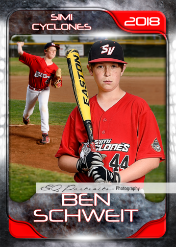 Trading Card - FRONT